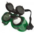 Защитные закрытые очки с непрямой вентиляцией РОСОМЗ ЗНД2 ADMIRAL 3 23222
