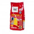 Затирка цементная Litochrom 1-6 С.500 2 кг цвет красный