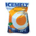 Реагент антигололедный ICEMELT 25кг, до -25С, мешок