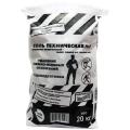 Реагент антигололедный ROCKMELT 20кг, техническая соль, мешок