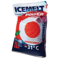 Реагент антигололедный ICEMELT Power 25кг, до -31С, мешок