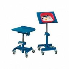 Регулируемый рабочий стол, 570-700 мм