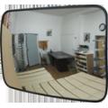 Зеркало обзорное 400x600мм