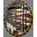 Индустриальное зеркало 600 мм