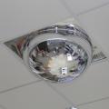 Зеркало купольное Армстронг 600 мм